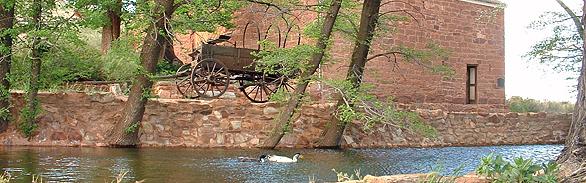 Arizona Heritage Waters Pipe Springs